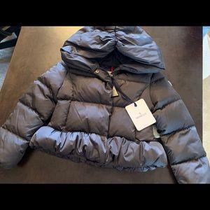 Moncler kids down jacket size 6